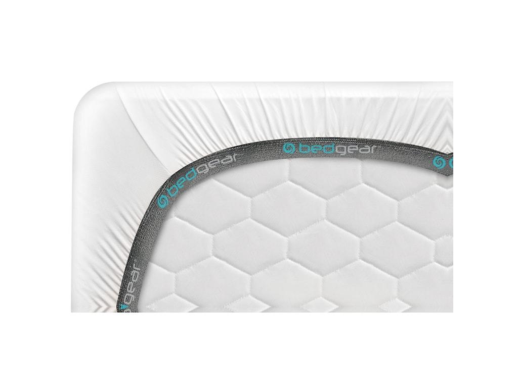Bedgear Dri-Tech Lite Performance SheetsSplit King Sheet Set
