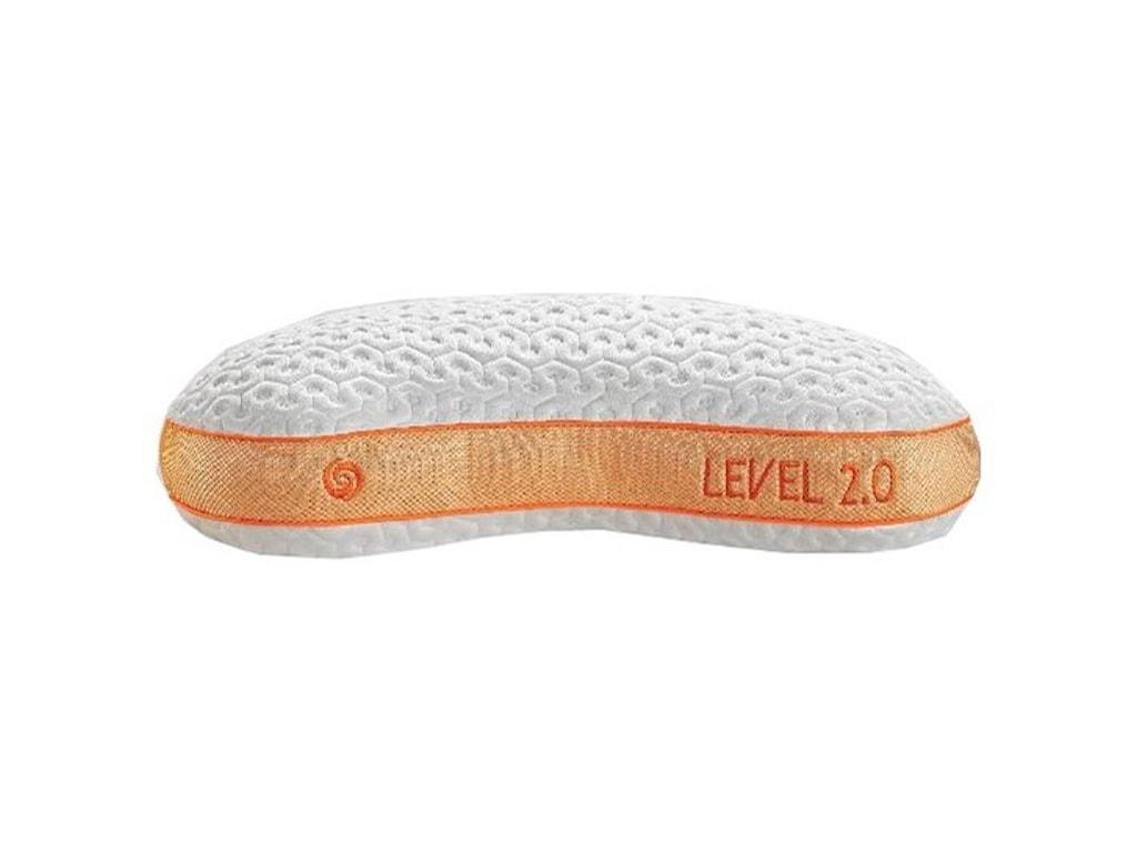 Bedgear Level Performance PillowsLevel 2.0 Performance Pillow - Medium Body