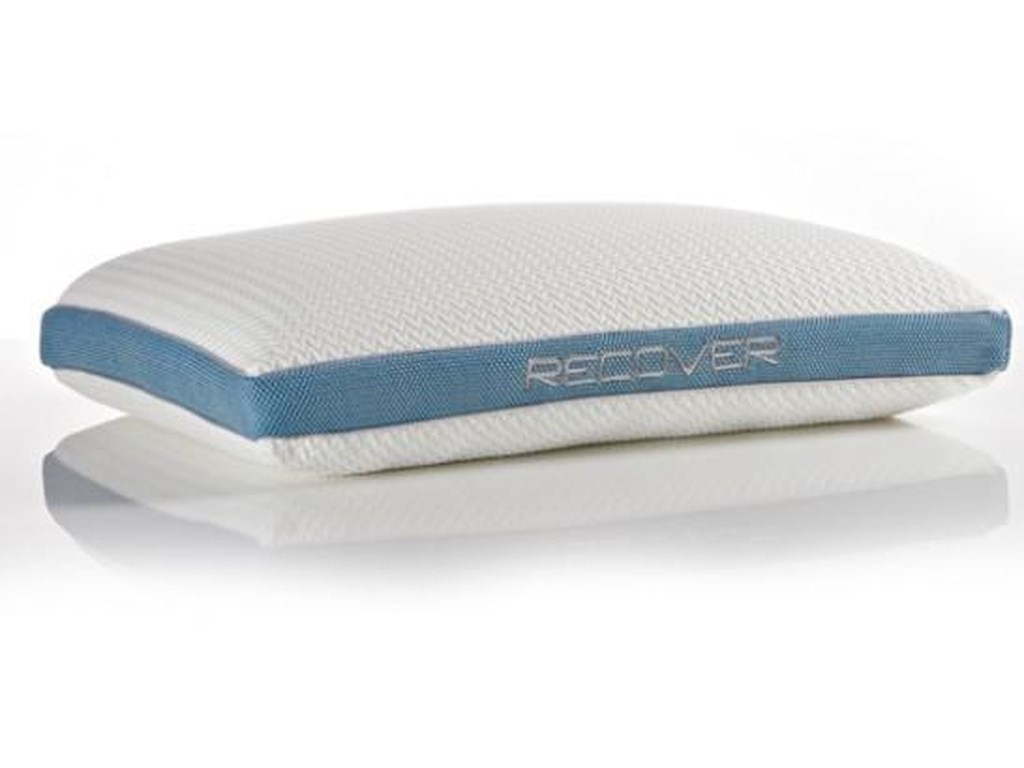 Bedgear RecoverRecover Self-Leveling Fit Pillow