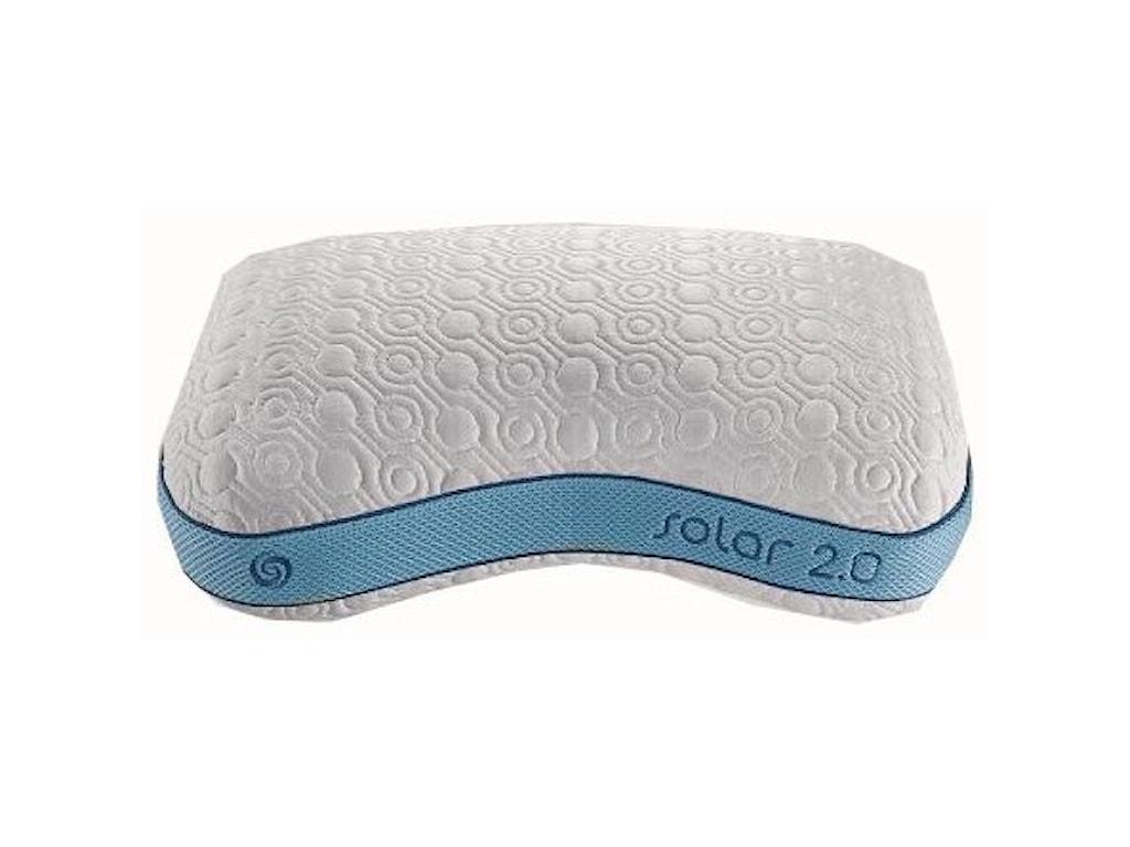 Bedgear Solar Performance PillowsSolar 2.0 Performance Pillow