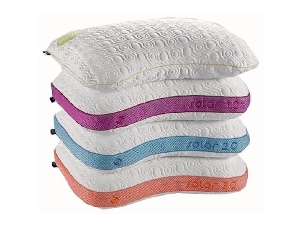 Bedgear Solar Performance PillowsSolar 0.0 Performance Pillow