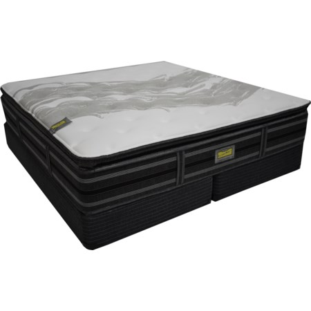 Twin Pocketed Spring Mattress Set