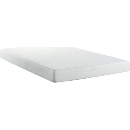 "Queen 7"" Memory Foam Adj Set"