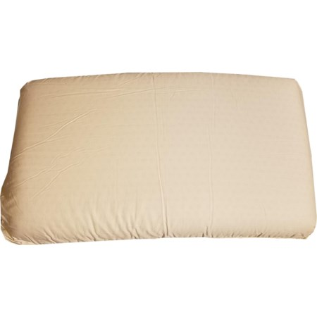 Queen Medium Organic Latex Pillow
