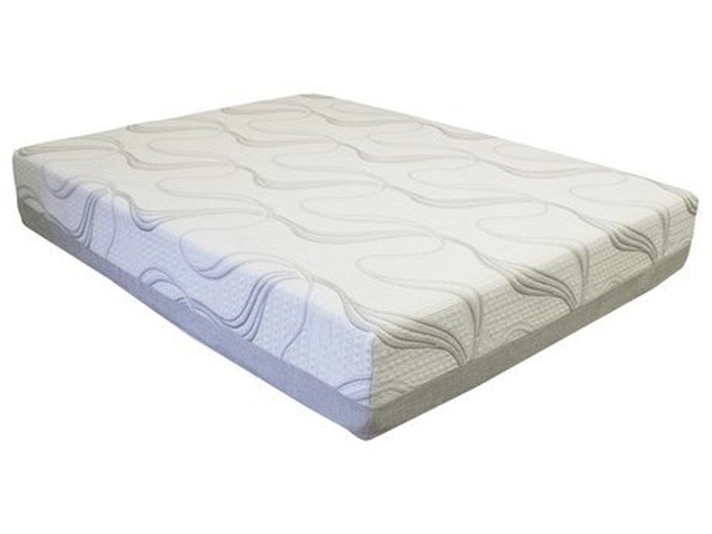BedTech Gel Lux 10Full 10