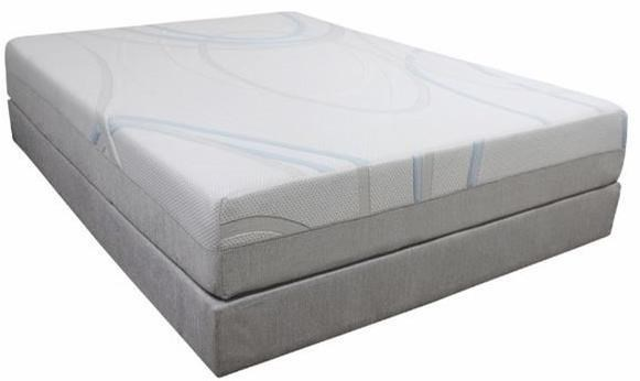 "Twin 14"" Memory Foam Mattress"