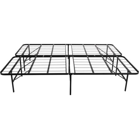"Queen 14"" Folding Steel Frame"