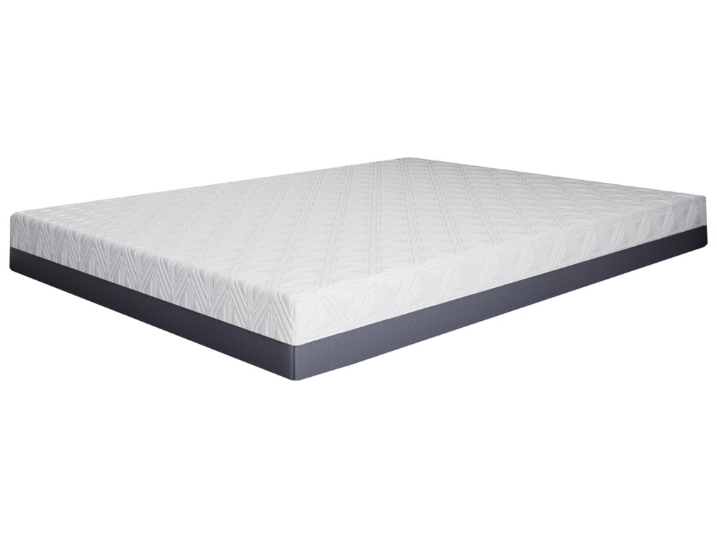 BedTech Pur Gel Colorado 10Twin 10