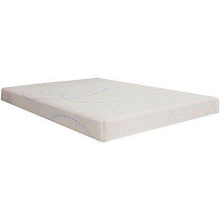 "Full 6"" Firm Memory Foam Mattress"