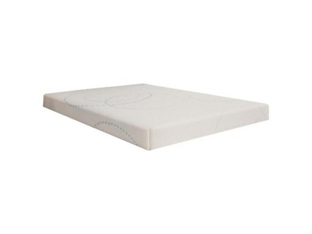 Bedtech Slumber Pedic 6 Queen 6 Firm Memory Foam Mattress