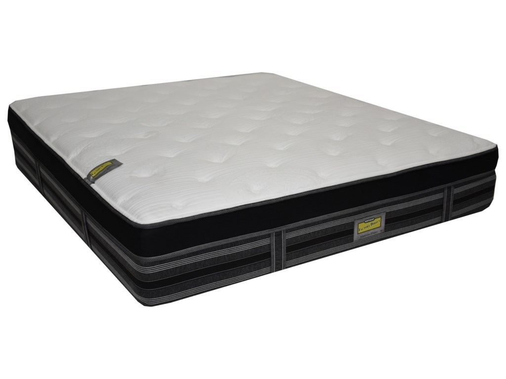 Mattress Direct Vail Plush PTFull Coil on Coil Pillow Top Mattress