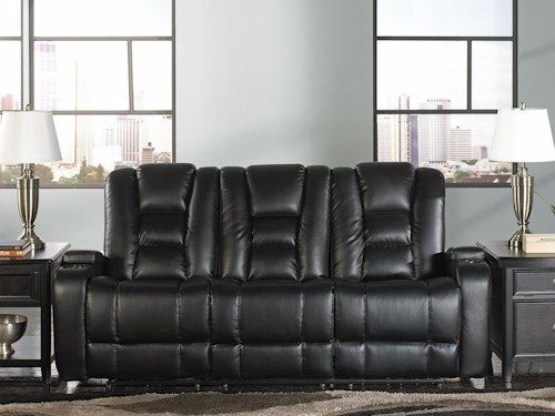 Behold Home Transformer Power Reclining Sofa
