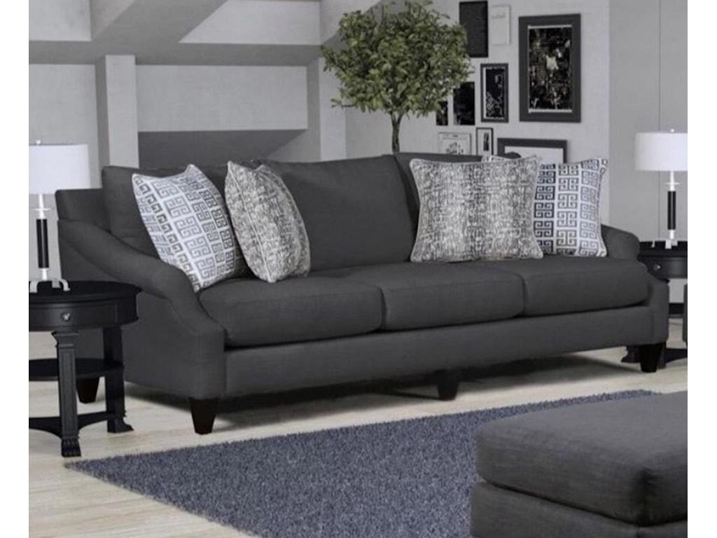 Behold Home 1035Platinum Sofa