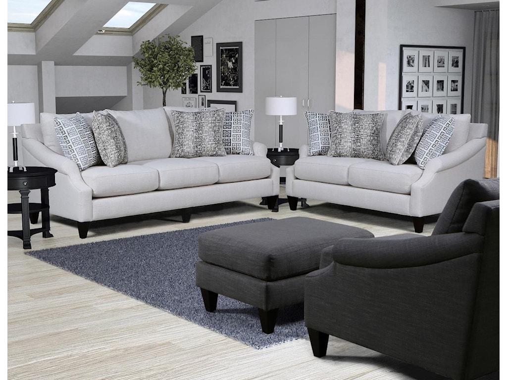Behold Home 1035Beach Sofa