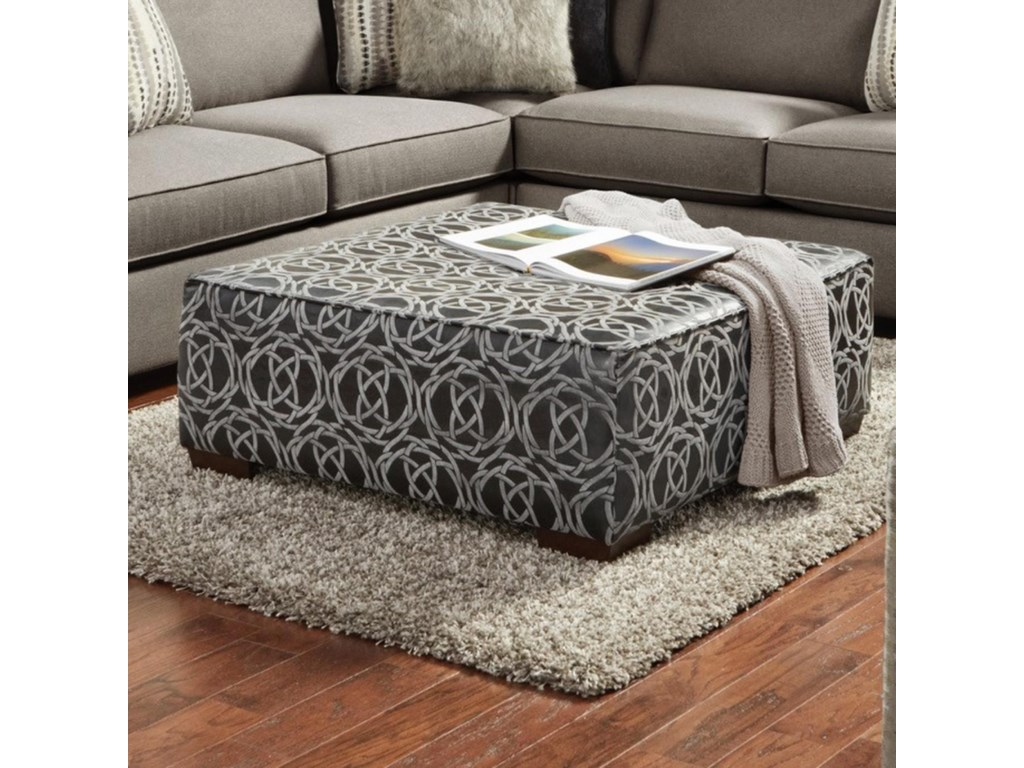 Behold Home FlorenceCocktail Ottoman