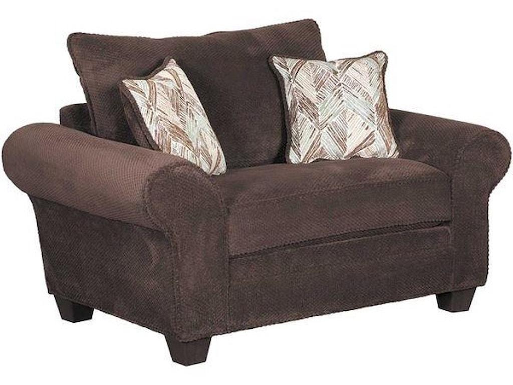 Behold Home Artesia4-Pc Living Room Group