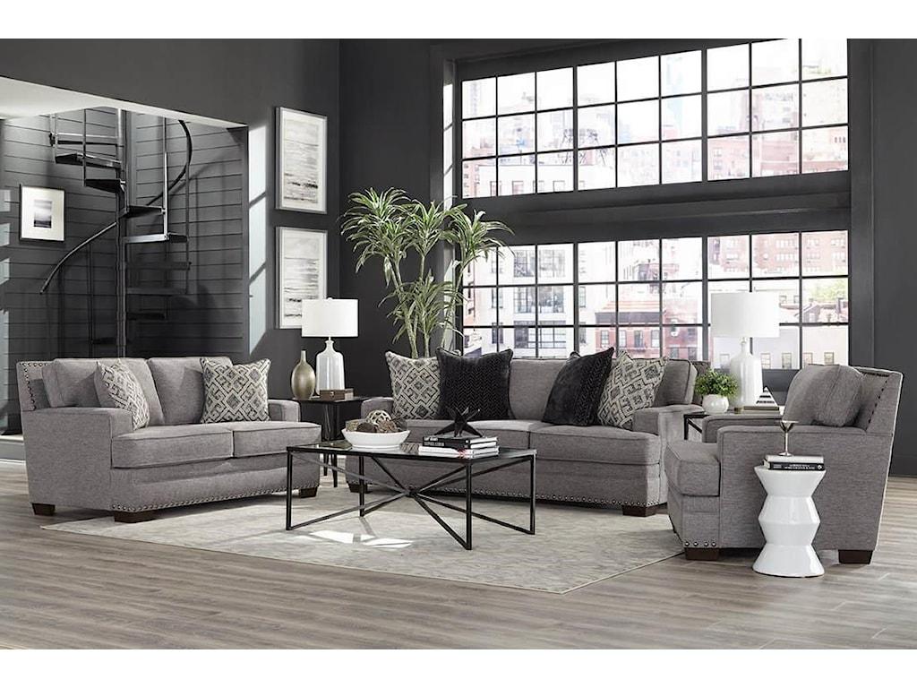 Behold Home ToniGray Sofa