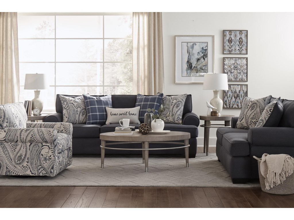 Behold Home Morgan3 Piece Living Room Group