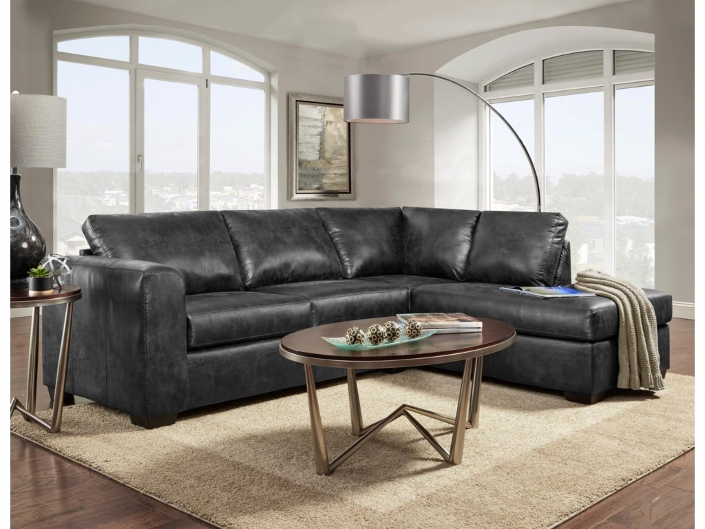 Behold Home NevadaSectional Sofa