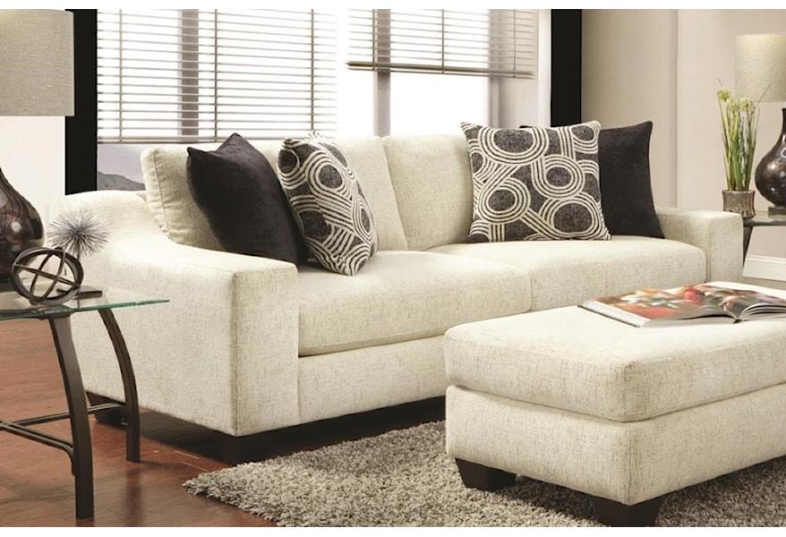 Behold Home Tempe 89 Contemporary Sofa