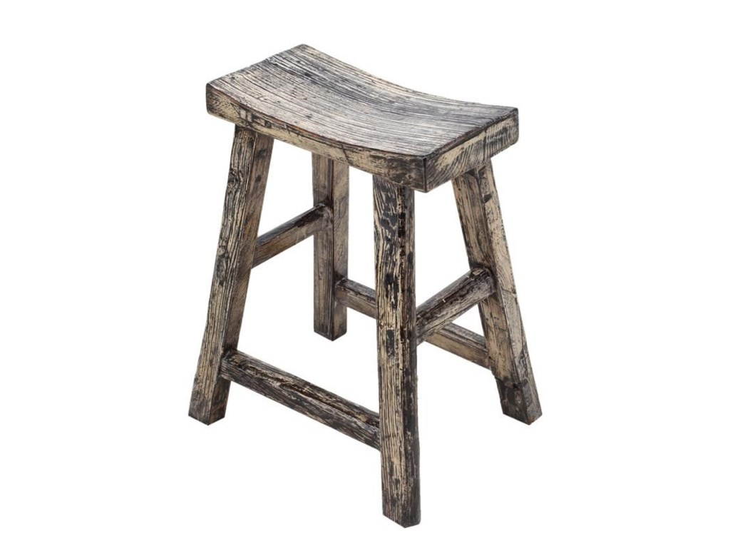 C.S. Wo & Sons AntiquesStool