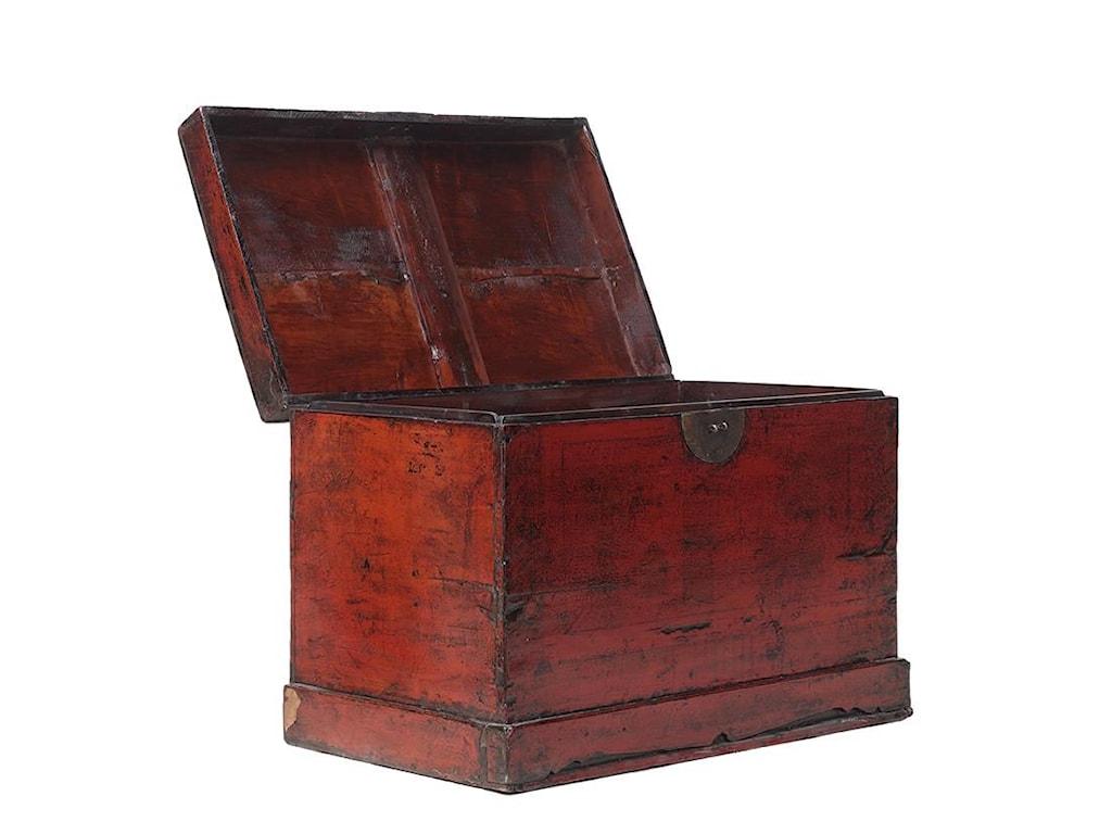 C.S. Wo & Sons AntiquesTrunk