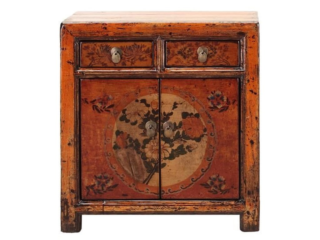 C.S. Wo & Sons Antiques5 Door Cabinet