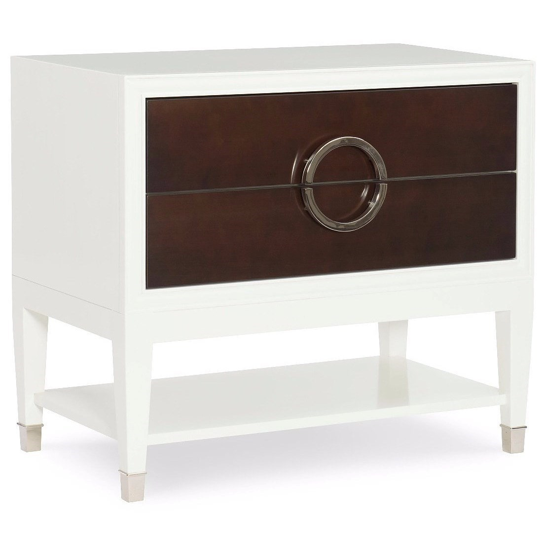 Exceptionnel Belle Meade Signature Bedroom Mansfield Nightstand With Full Extension Soft  Close Drawers