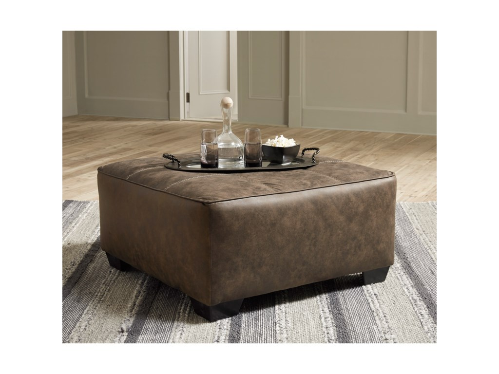 Signature Design By Ashley AbaloneOversized Accent Ottoman