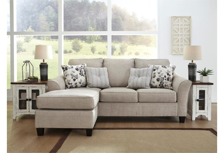Awesome Abney Sofa Chaise Machost Co Dining Chair Design Ideas Machostcouk