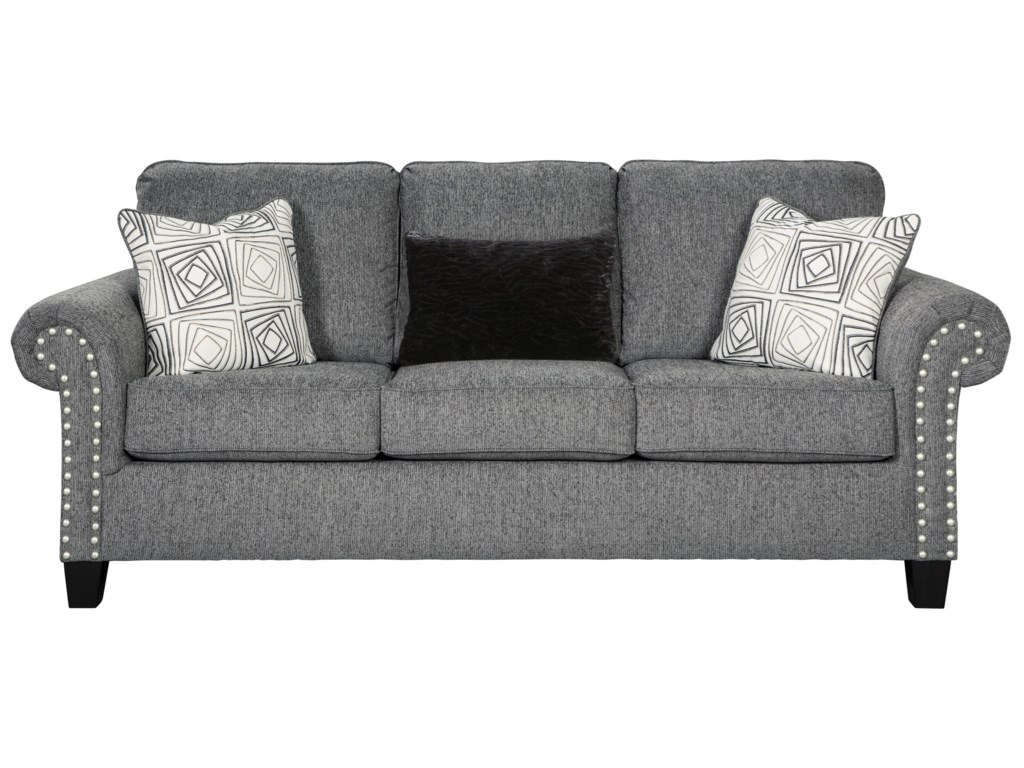 Signature Design By Ashley AglenoQueen Sofa Sleeper