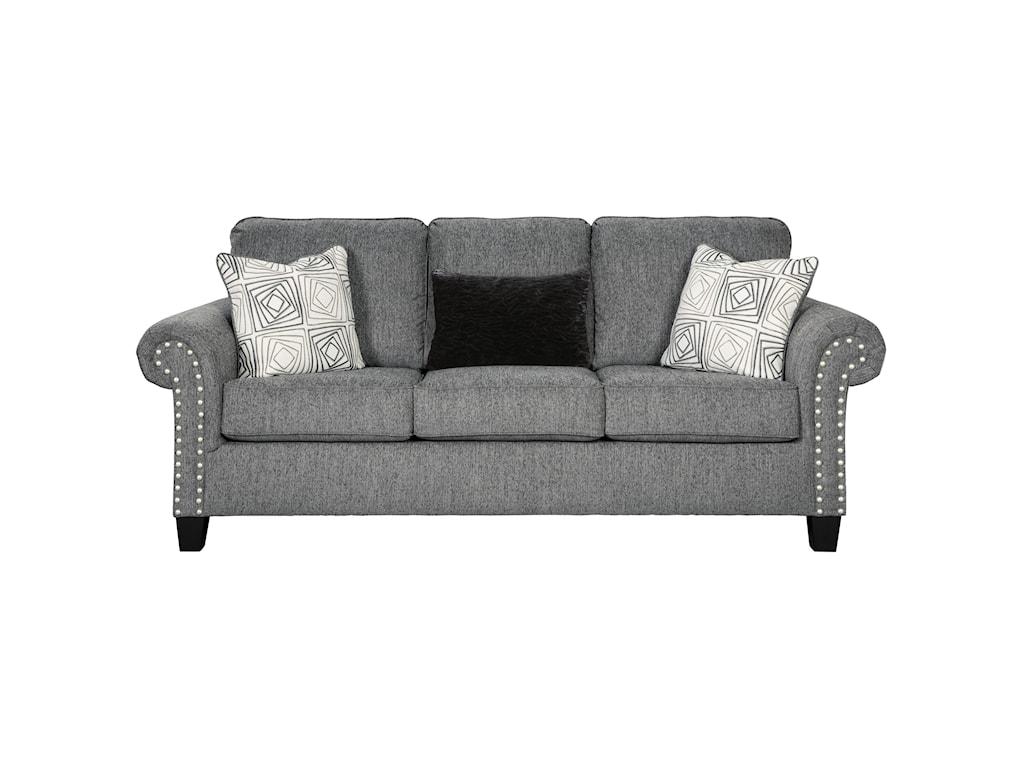 Benchcraft AglenoQueen Sofa Sleeper