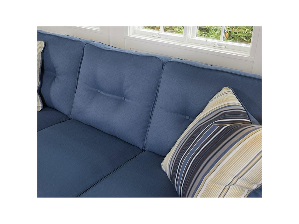 Benchcraft Aldie NuvellaQueen Sofa Chaise Sleeper