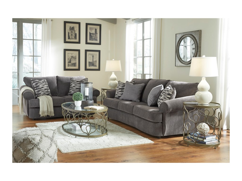 Signature Design By Ashley AllouetteSofa