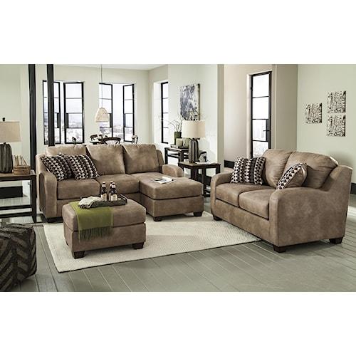 Benchcraft Alturo Stationary Living Room Group