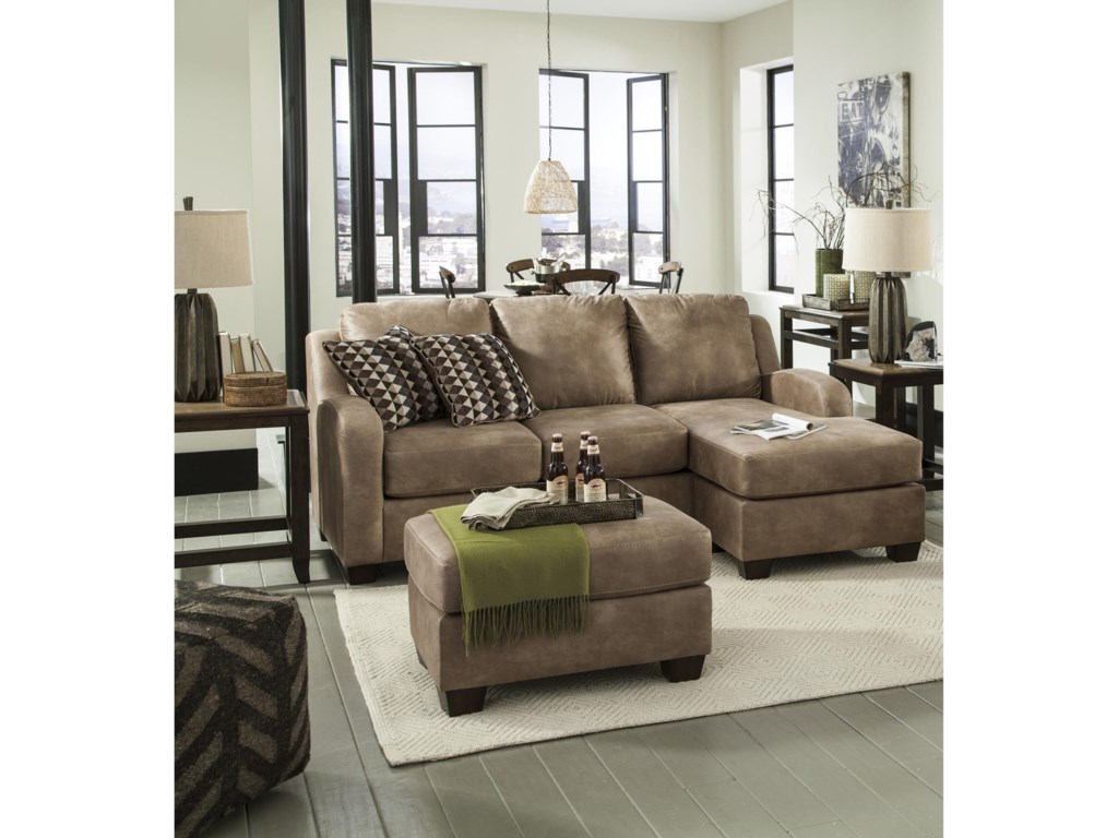 Signature Design By Ashley AlturoStationary Living Room Group