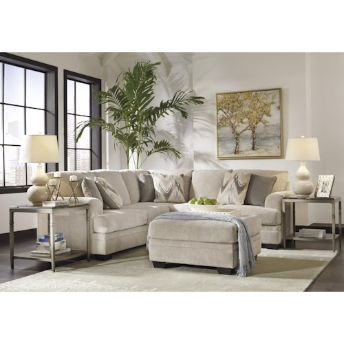 Benchcraft Ameer Stationary Living Room Group