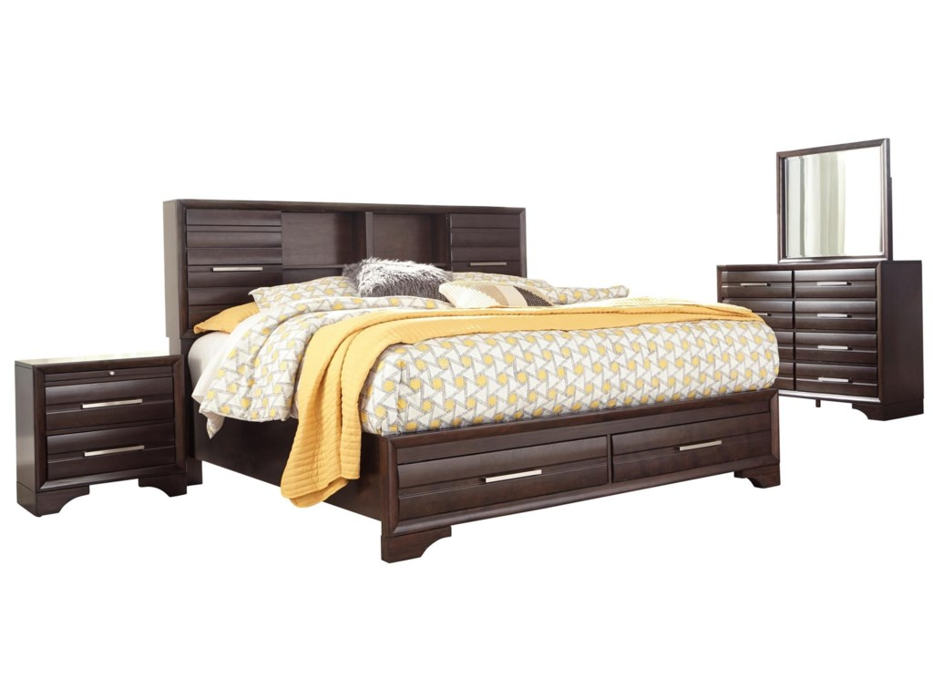 Benchcraft AndrielCalifornia King Bedroom Group