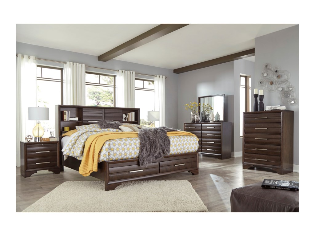 Benchcraft AndrielQueen Bedroom Group