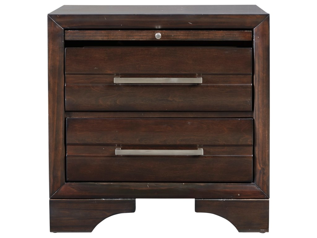 Signature Design By Ashley Andriel2-Drawer Nightstand