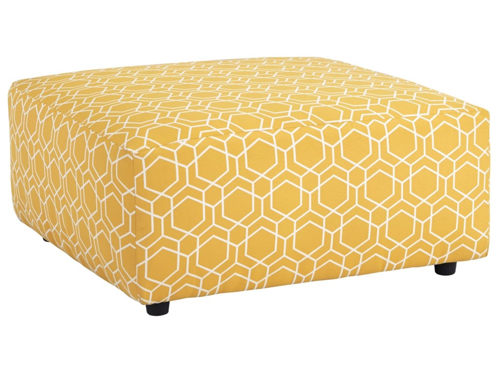 Benchcraft Ayanna NuvellaOversized Accent Ottoman