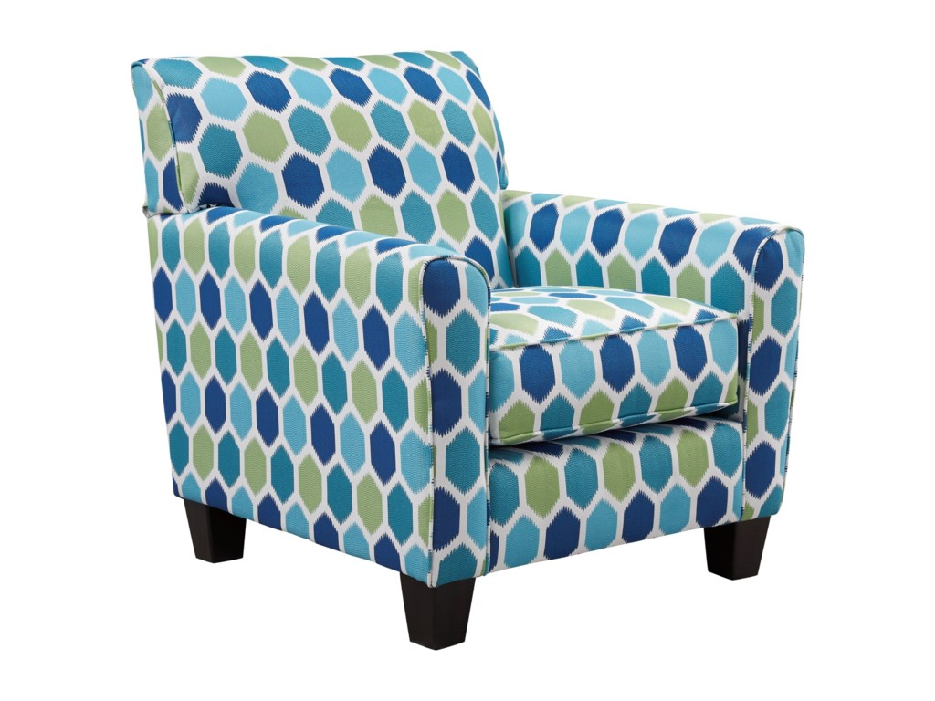 Turquoise ikat chair - Shown In Turquoise O Ikat Blocks Turquoise