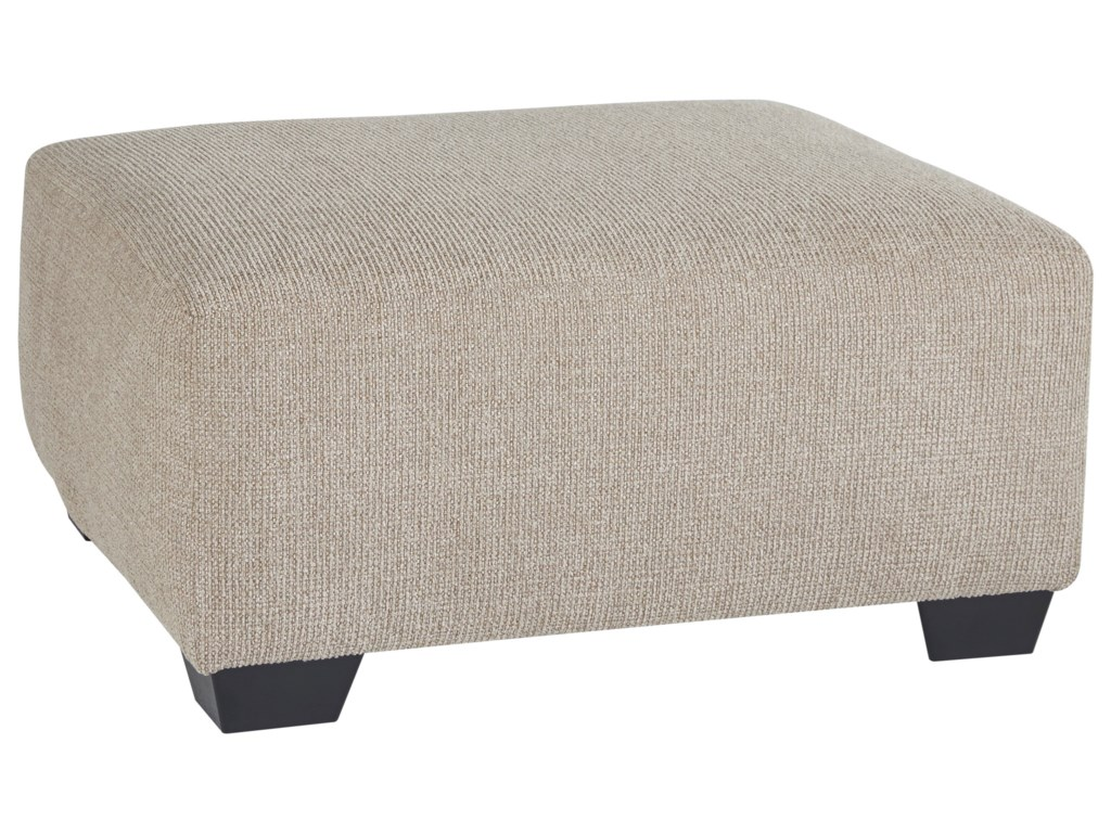 Benchcraft by Ashley BaranelloOversized Accent Ottoman