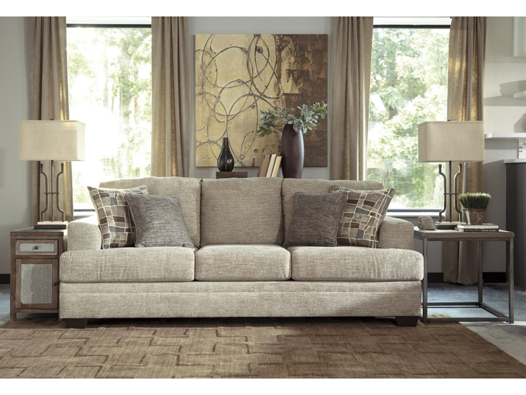 Signature Design By Ashley BarrishSofa