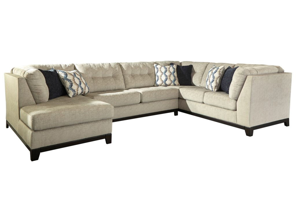 item number sofa design with jayceon signature ashley piece products chaise by right sectional