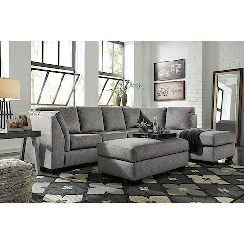 Benchcraft Belcastel Stationary Living Room Group