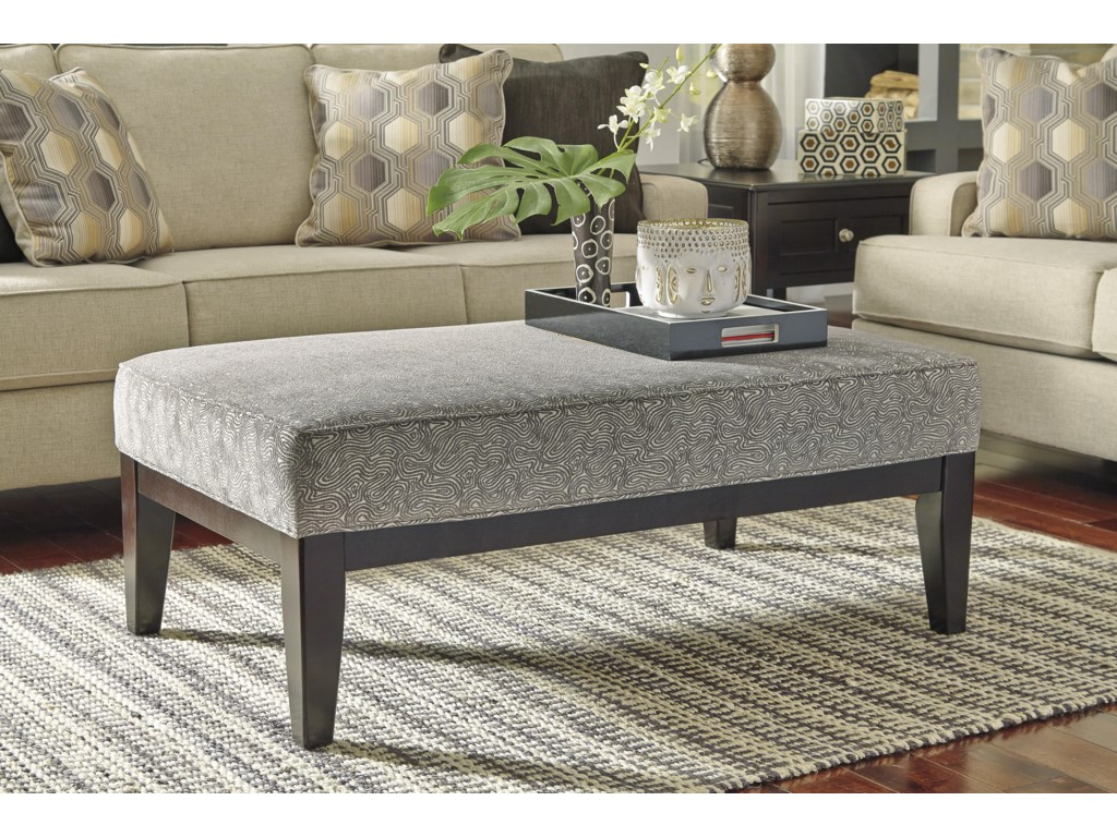 Benchcraft BrielynOversized Accent Ottoman