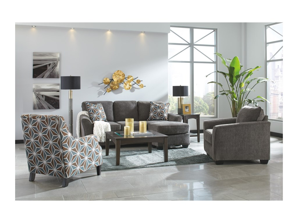 Benchcraft BriseStationary Living Room Group