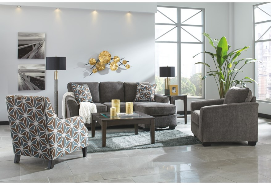 Brise Stationary Living Room Group