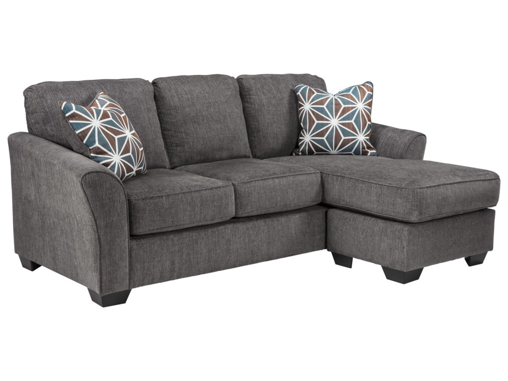 collection ashley sofa carlinworth by chaise linen set